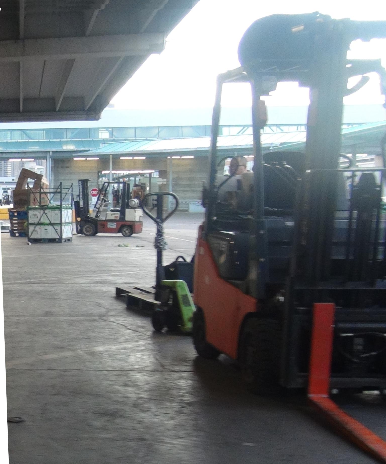 Professional Forklift Training in London, ON